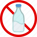 allergen, allergy, drink, food, gastronomy, milk, yumminky icon