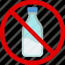 drink, food, allergy, gastronomy, allergen, milk icon