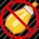 flavoring, food, allergy, gastronomy, allergen, mustard icon