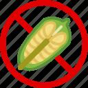 food, allergy, sesame, gastronomy, seeds, allergen icon