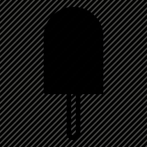 cream, dessert, food, ice, stick icon