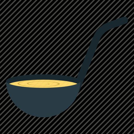 food, kitchen, ladle, utensils icon