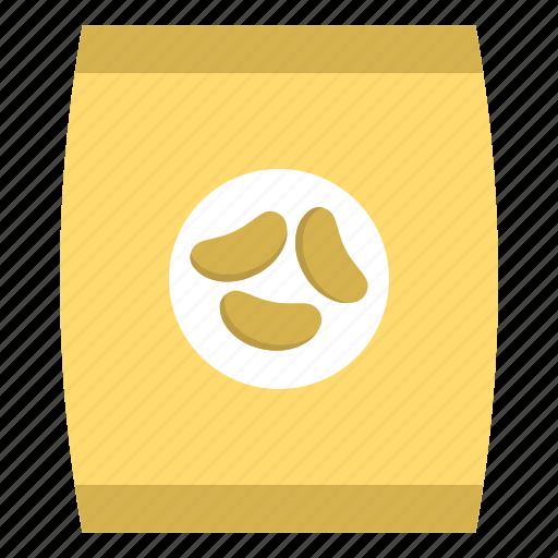 Bag, grain, sack, seed icon - Download on Iconfinder