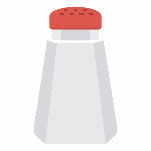 Bottle, kitchen, salt, shaker icon - Download on Iconfinder