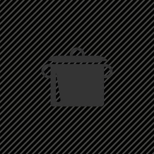 boil, chef, cooking, kitchen, pot, preparation, restaurant, soup, stew icon