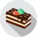 birthday, cake, dessert, sweet icon