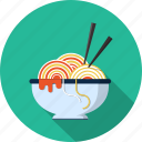 chinese, food, noodles, pasta icon