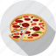 italy, pizza, slice icon