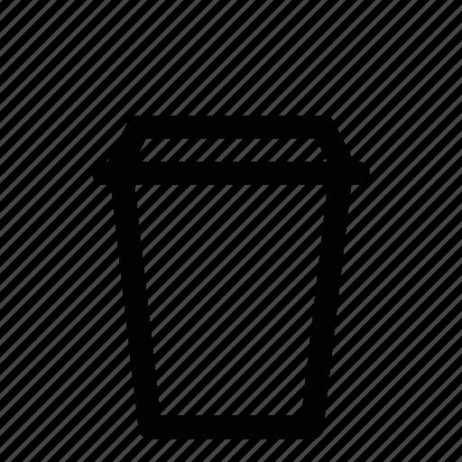 americano, coffee, cup, drink, espresso, paper, to go icon