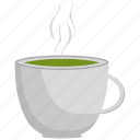 beverage, coffee, coffee cup, drink, hot drink, tea, tea cup icon