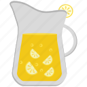 alcohol, cocktail, drink, glass, jaar, lemon, olive icon
