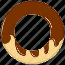 donut, food, round, yummy icon