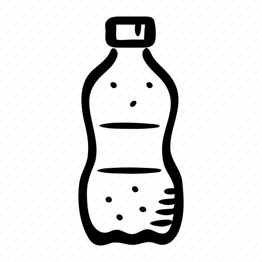 bottle, cola, drink, lemonade, party, summer, water icon