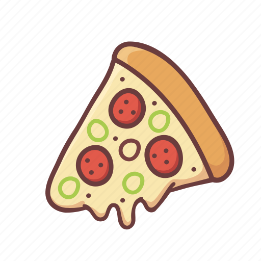 Fastfood, fat, food, italian, pizza, restaurant, snack icon - Download on Iconfinder