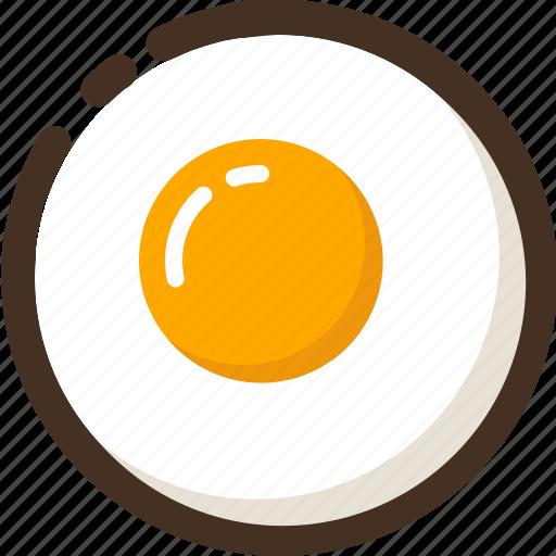 Breakfast, food, friedeggs icon - Download on Iconfinder