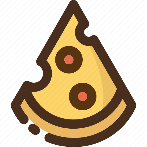 cheese, food, italian, pizza icon
