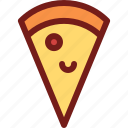 drink, food, hungry, meal, pizza, water icon