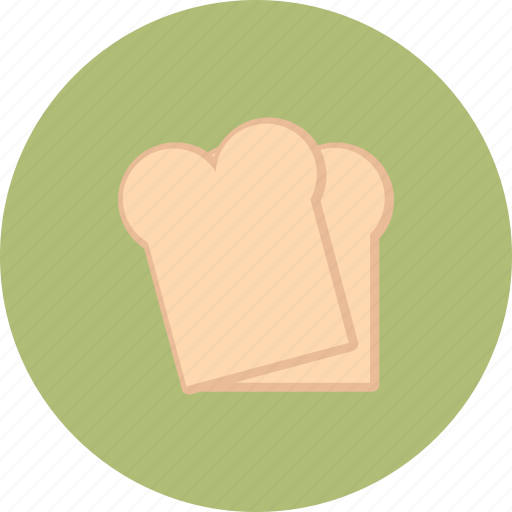 breads, delicious, food, wheat icon