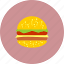 burger, delicious, eat, fastfood, food