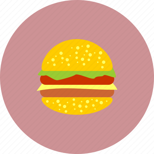 Burger, delicious, eat, fastfood, food icon - Download on Iconfinder