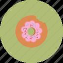 cake, donut, eat, food icon