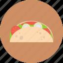 delicious, eat, food, tachos