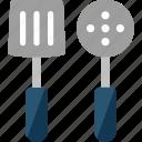 c, cooking tools, kitchen turner, kitchen utensils, spatula, turning spatula icon