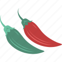 chili, chili pepper, food, hot chili, spice icon