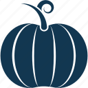 food, halloween, harvest, pumpkin, vegetable icon