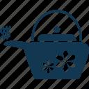 hot tea, kettle, steam, tea, teakettle, teapot icon