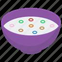 confectionery, dessert, dessert bowl, eatable dessert, sweet fruit trifle icon