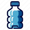 beverage, bottle, drink, fresh, liquid, mineral, water icon