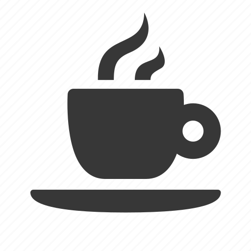 coffee, coffee cup, drink, drinking, hot beverage, raw, simple, tea icon