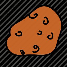 food, ingredient, meal, potato, taste icon