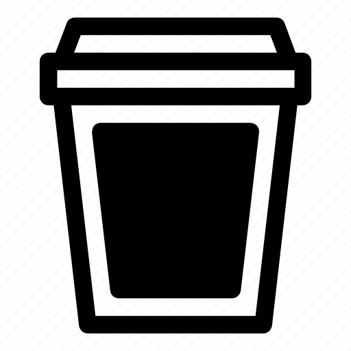 cappuccino, coffee, coffee cup, cup, food, latte, to go icon