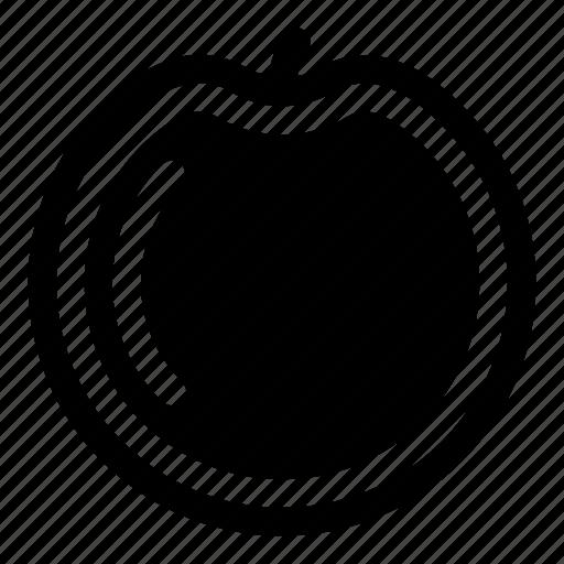 apple, dessert, food, fruit, sweet icon