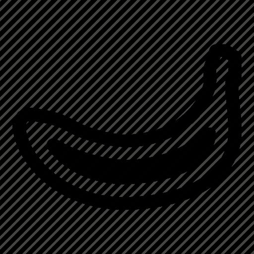 banana, food, fruit, sweet icon