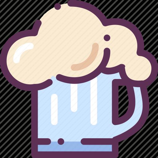 beer, drink, mug icon