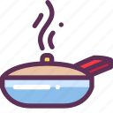cook, food, fryingpan, kitchen icon