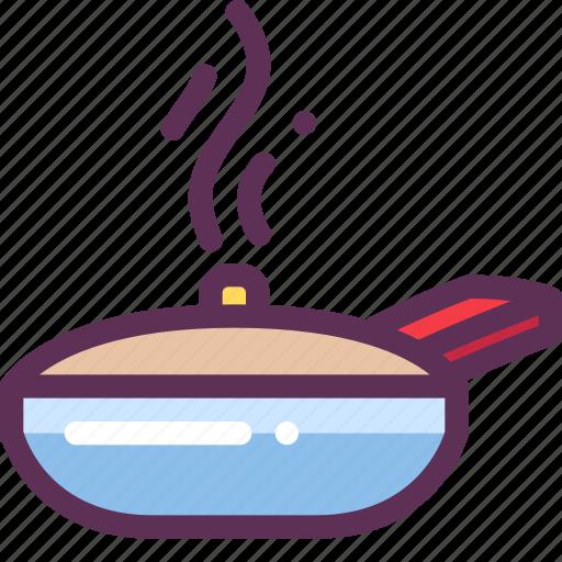 cook, food, fryingpan, kitchen icon