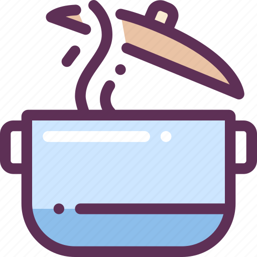 cook, food, pan, smell, soup, storage, tasty icon