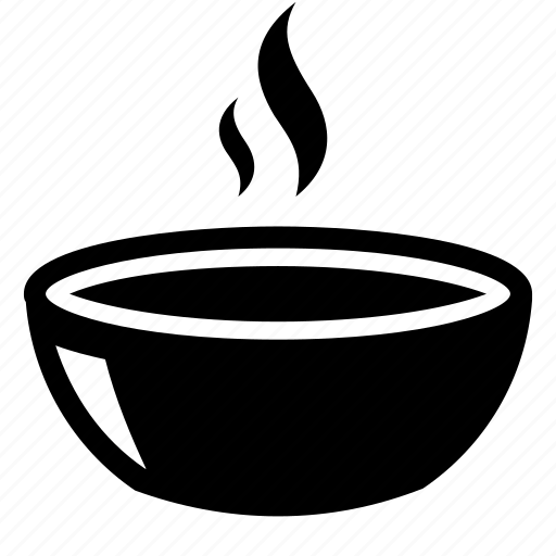 bowl, hot, meal, nutrition, nutritious, organic, soup icon