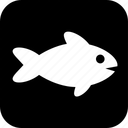 cooking, fish, food, meal, restaurant, sea food, swimming icon