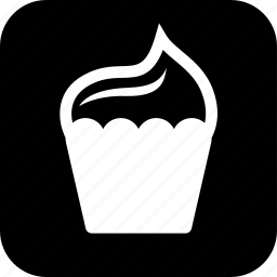 cooking, cream, cup cake, desert, food, meal, sweet icon