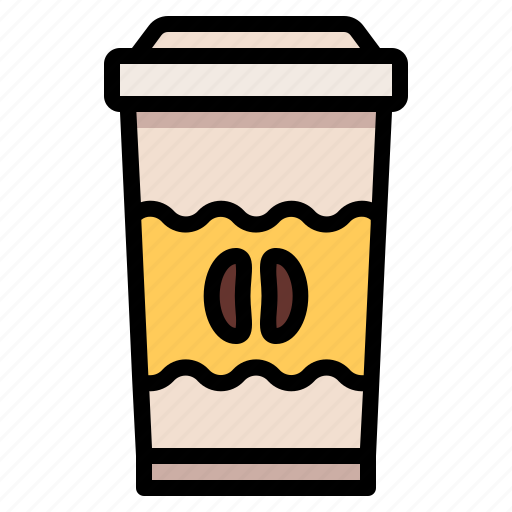 Coffee, cup, drink, hot icon - Download on Iconfinder