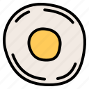 breakfast, egg, food, omelette icon