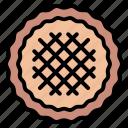 bakery, cake, food, pie icon
