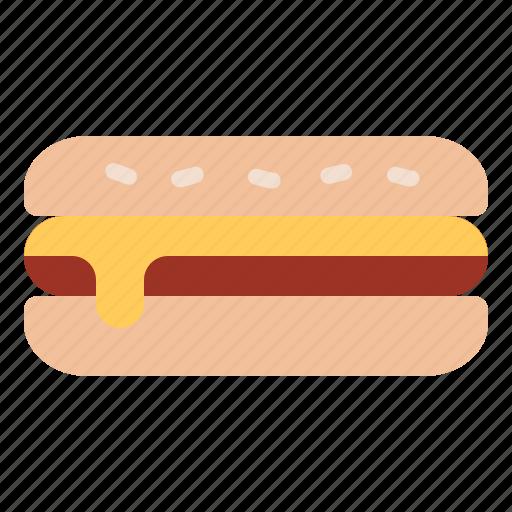 food, hotdog, meat, sausage icon