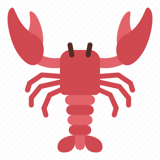 food, lobster, seafood, shellfish icon