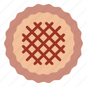 bakery, cake, food, pie icon